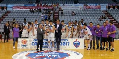 El Campeonato de España de Baloncesto cadete deja en Lleida más de un millón y medio de euros