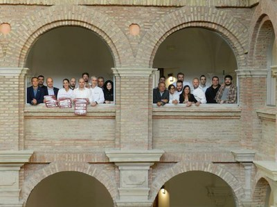 El Parador de Lleida acoge la presentación de las II Jornadas Gastronómicas Food & Fun