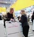 La oferta del Lleida Convention Bureau presente en la Feria internacional IBTM