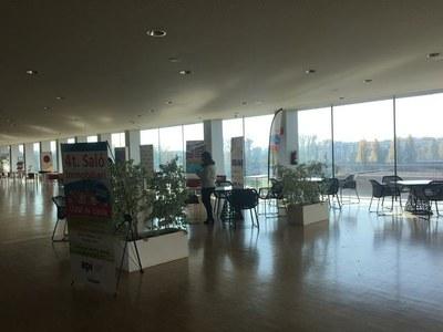 La Lonja acoge la 4ª edición del Salón Inmobiliario Ciudad de Lleida