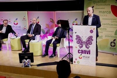 """La Llotja acoge la 8ª convención de Afrucat, centrada en el """"cambio"""""""