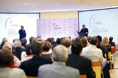 La Paeria distingue 20 empresas y profesionales para contribuir a la competitividad del Turismo y el Comercio de Lleida