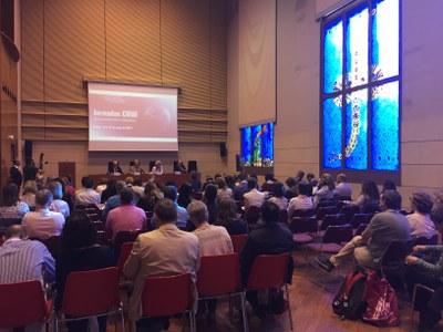 Las Jornadas Crue-Internacionalización y Cooperación, en Lleida
