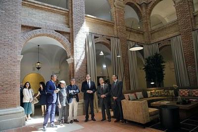 Lleida inaugura su Parador Nacional en el Convento del Roser