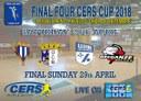 Lleida organizará la Final Four de la Copa CERS de Hockey Patines