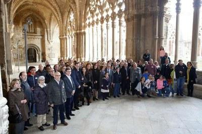 Lleida rep els seus ambaixadors repartits arreu del món