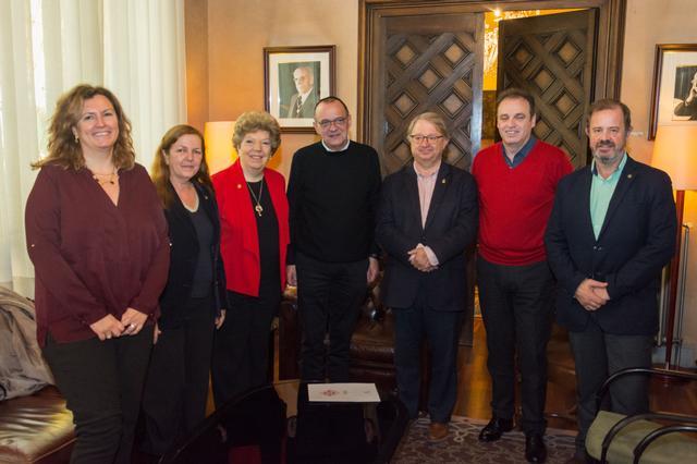 La Llotja acollirà un congrés de la Asociación Nacional de Ingenieros Agrónomos a la tardor del 2022