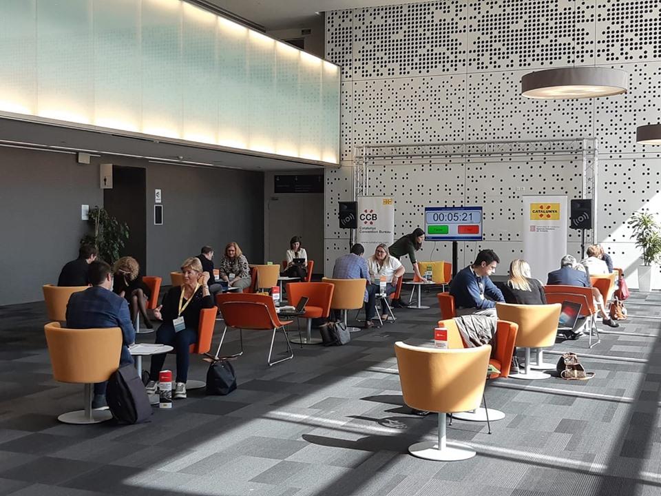 Lleida Convention Bureau, en un Workshop Associatiu Estatal