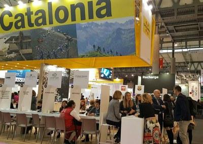 Lleida es presenta com a destinació de reunions i esdeveniments al saló IBTM World