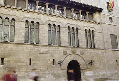 El Palacio de la Paeria