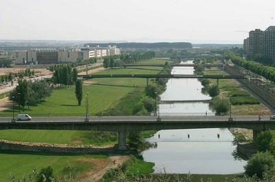 El riu Segre